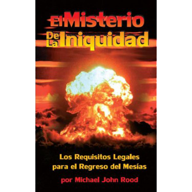 Libro El misterio de la Iniquidad (Michael Rood)