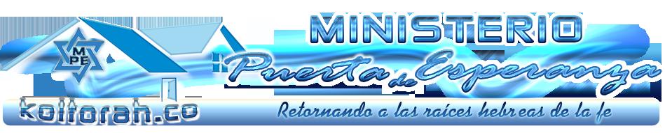 Ministerio Puerta de Esperanza – www.koltorah.co