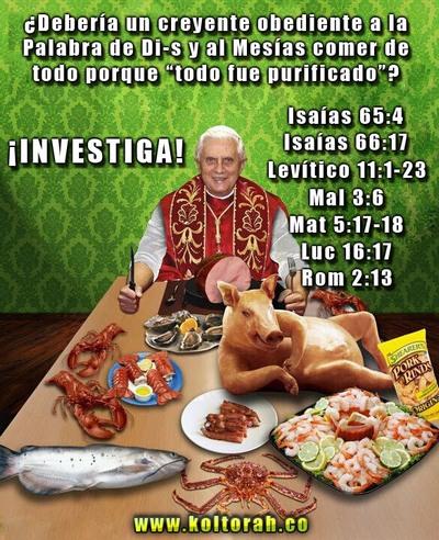 Alimentación Bíblica